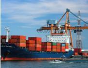 Verzegelen van zeecontainers