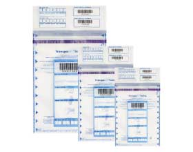 Klik hier voor Transposafe Sealbags voor het verzegelen van vertrouwelijke documenten