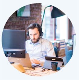 Onze klantenservice helpt u graag met het kiezen van de juiste verzegeling voor uw toepassing.